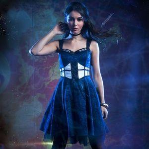 Doctor Who Tardid Dress